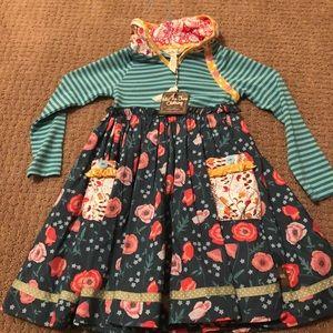 NWT Matilda Jane Chrissy Keepsake Dress, 4